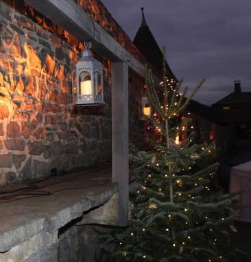 Winter Spektakulum Weihnachtsbaum