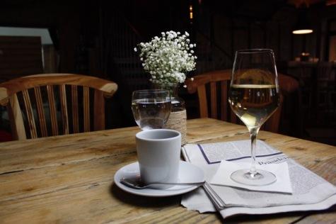 Café Geronimo Getränke