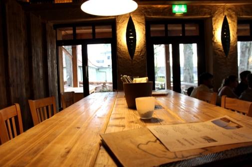 Cafe Geronimo Lichtquellen