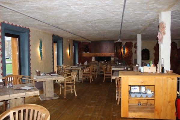 Cafe Geronimo Obergeschoss