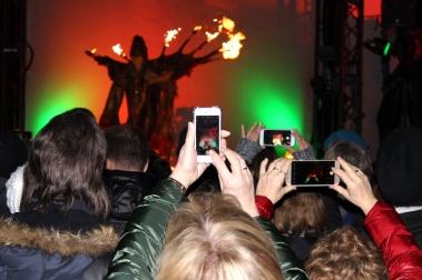 Feuerwelten Feuertheater 3