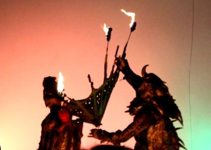 Feuerwelten Feuertheater 4
