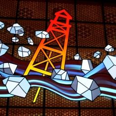 Salzwelten Glaskristall 2