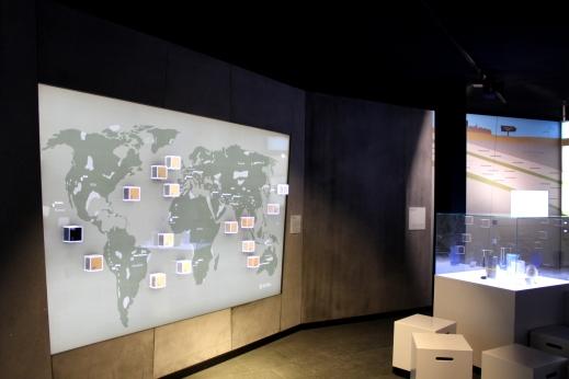 Salzwelten Weltkarte