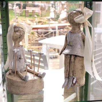 Juliana Schmidt Skulpturen weiß