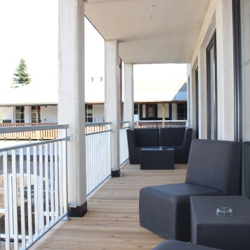 Ebbinghof Balkon 1