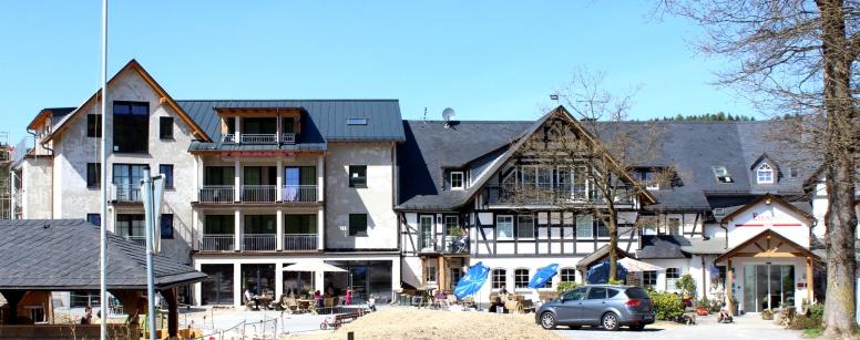 Ebbinghof Neubau