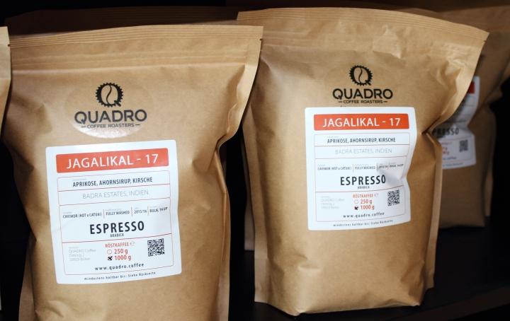 Quadro Coffee Kaffee