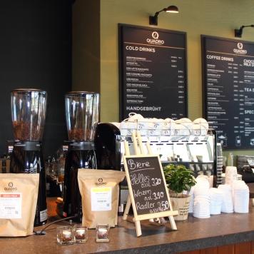 Quadro Coffee Theke