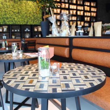 Quadro Coffee Tisch