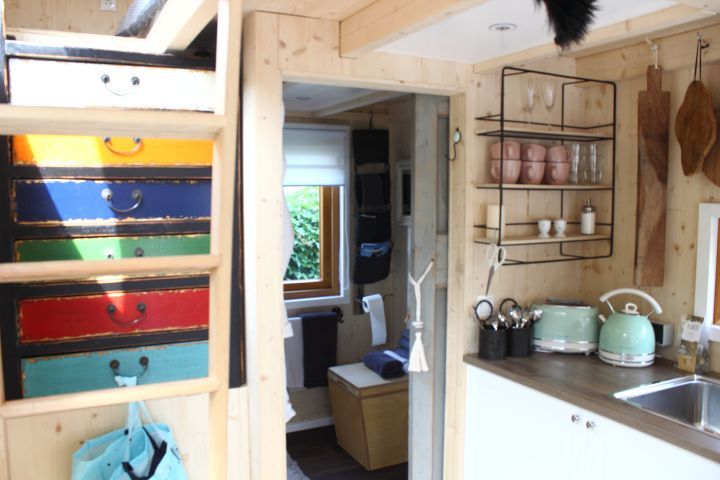 Tiny House Helden Innen
