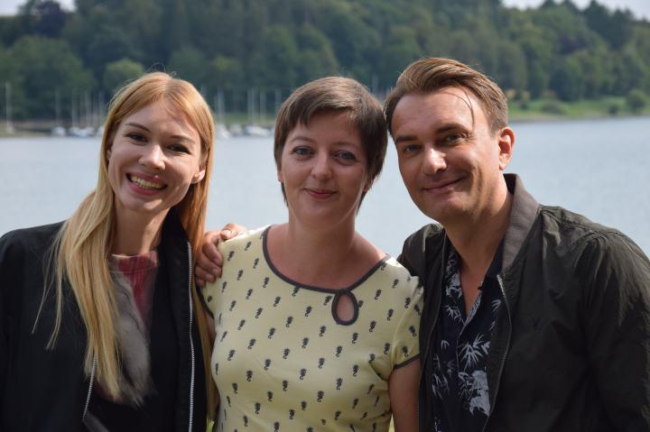Jean Marc Birkholz und Valentina Gartsuyeva Foto Ilka Trudewind