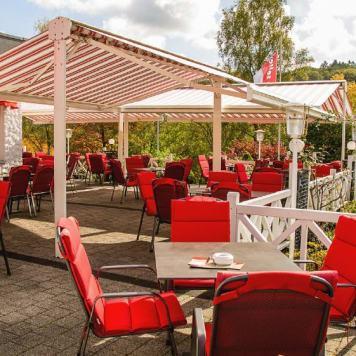 Café Selter Terrasse