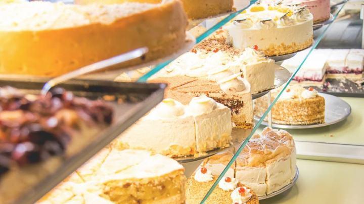 Café Selter Torte