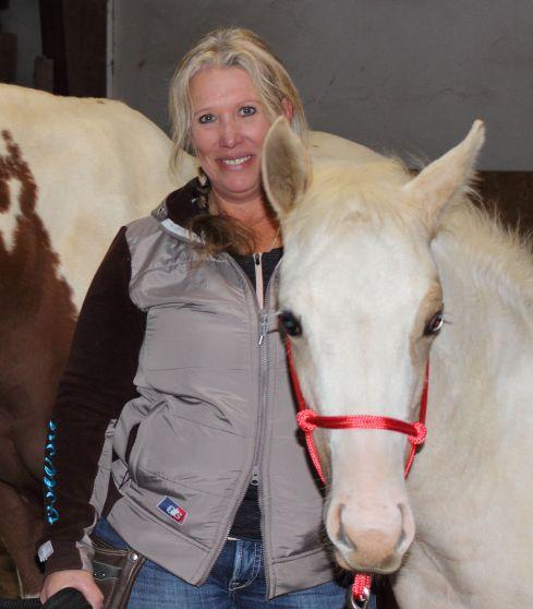 Horsemanship Handshake Anke Fohlen
