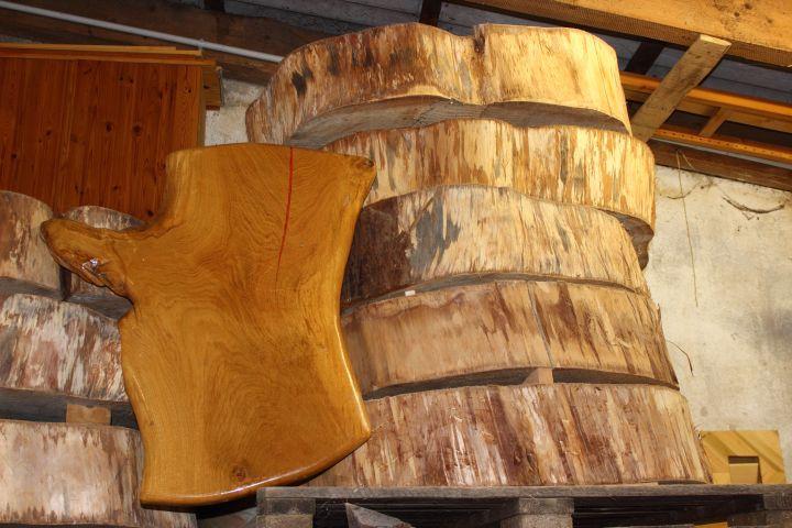 Monumentable Holz