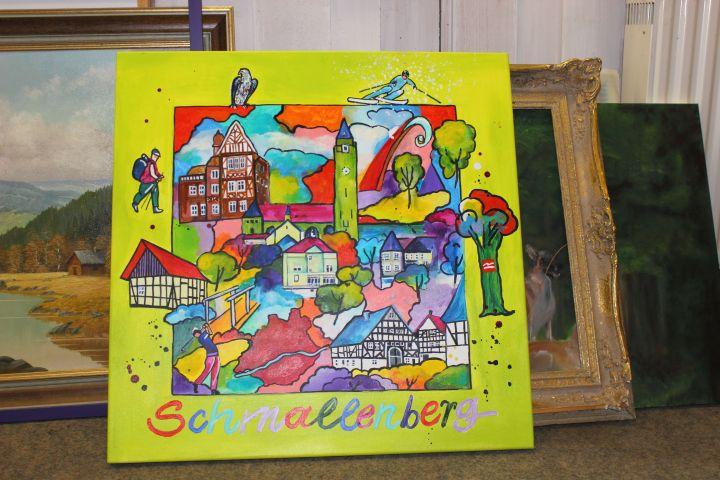 Ulrich Steinwender Sauerland ART Schmallenberg