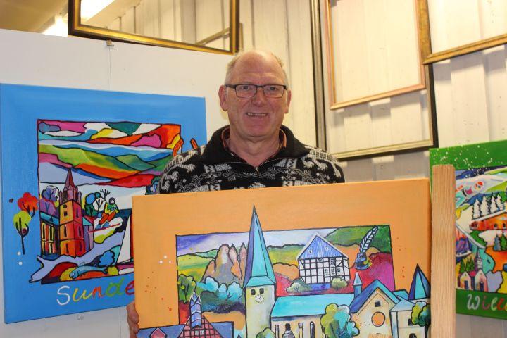 Ulrich Steinwender Sauerland ART Titelbild