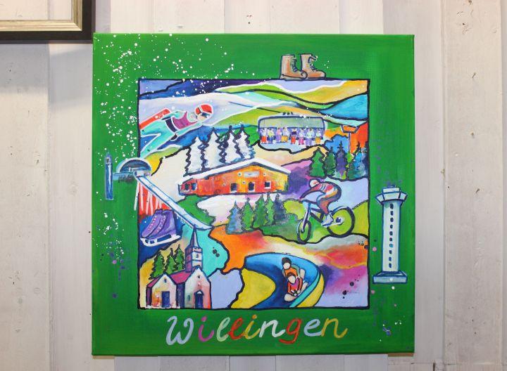 Ulrich Steinwender Sauerland ART Willingen
