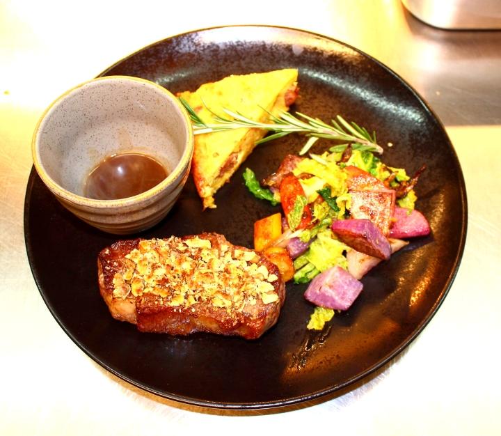 Hohe Bracht Potthucke Steak