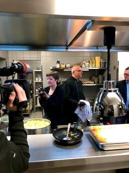 WDR Dreh Hohe Bracht Küche