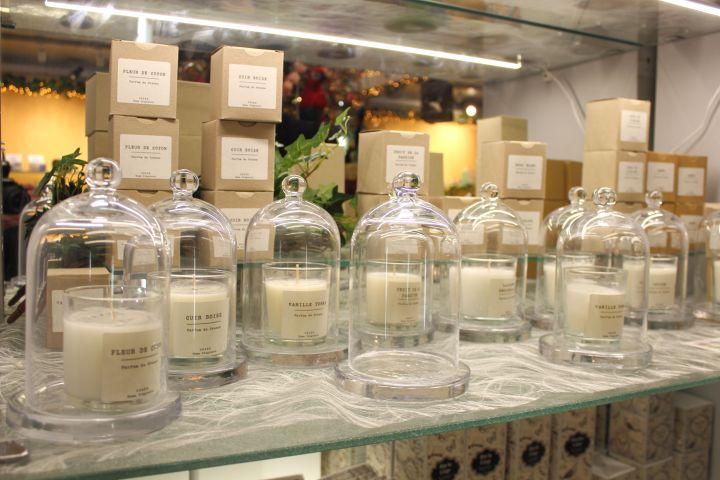 Kerzenmanufaktur Hädicke Duftkerzen Glas