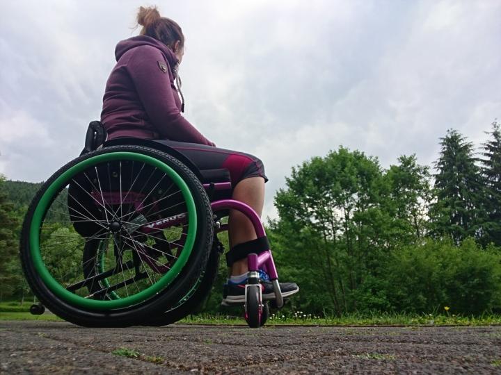 Rollstuhl 1