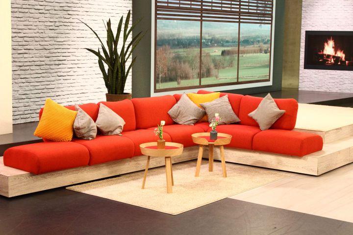 WDR Hier und Heute Sofa