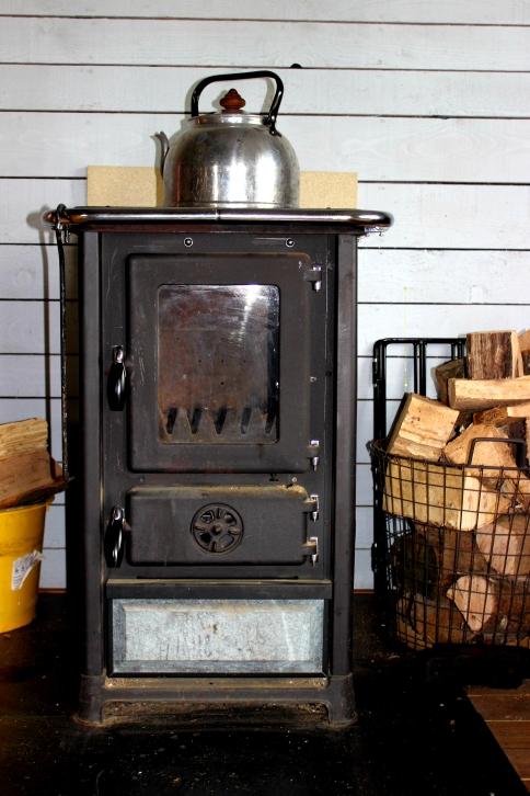 Glamping Sauerland Hof Keppel Ofen