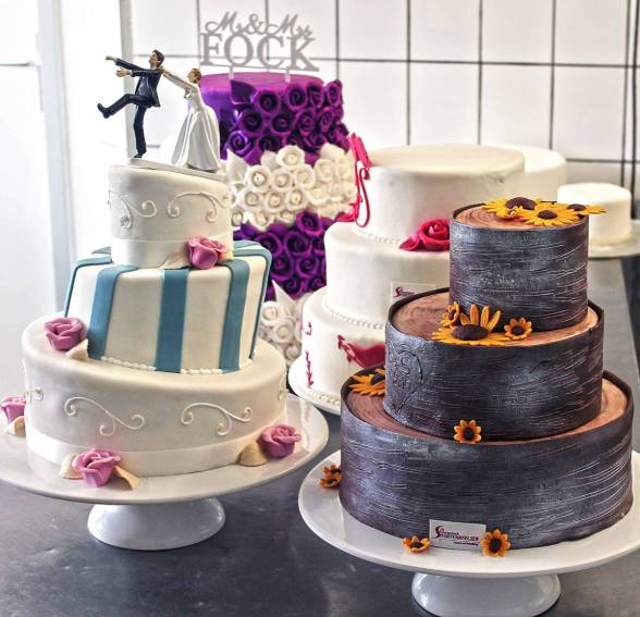 Tortenatelier Schwanbeck Torte 1