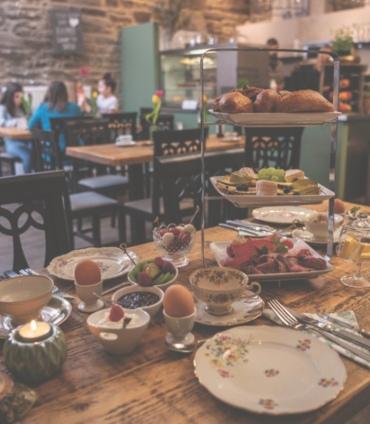 Café Heimatliebe Frühstück