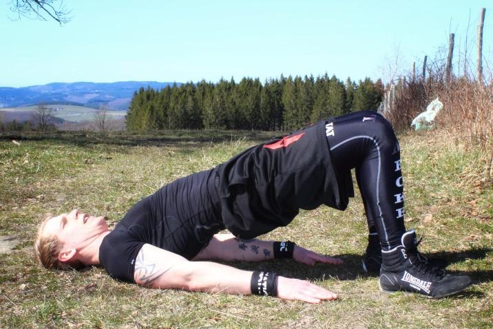 Outdoor Bodyweight Training Marcel Lütteke 12