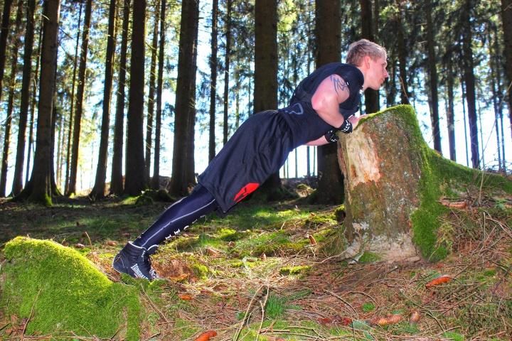 Outdoor Bodyweight Training Marcel Lütteke 2