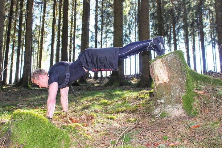 Outdoor Bodyweight Training Marcel Lütteke 3
