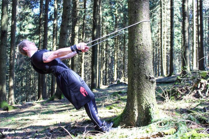 Outdoor Bodyweight Training Marcel Lütteke 4