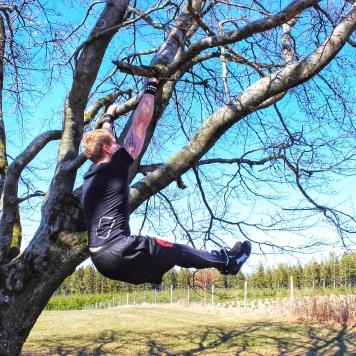 Outdoor Bodyweight Training Marcel Lütteke 8