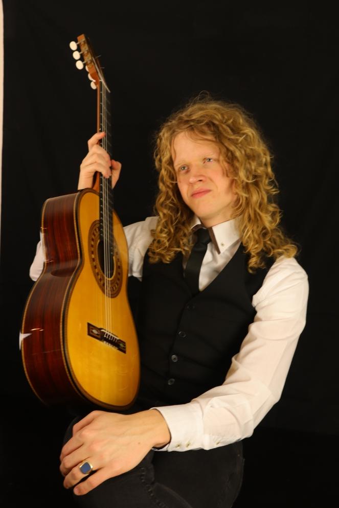 Steven den Toom Luthier