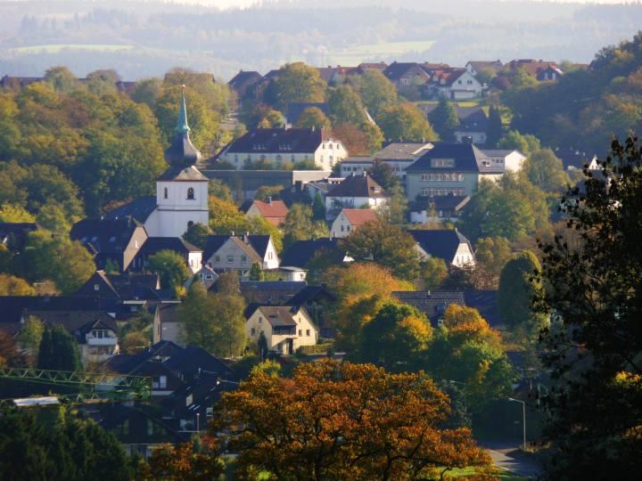 Herbst Kierspe