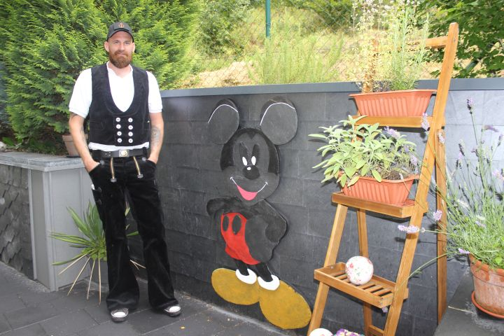 Mike Schawohl Mickey Mouse Plettenberg