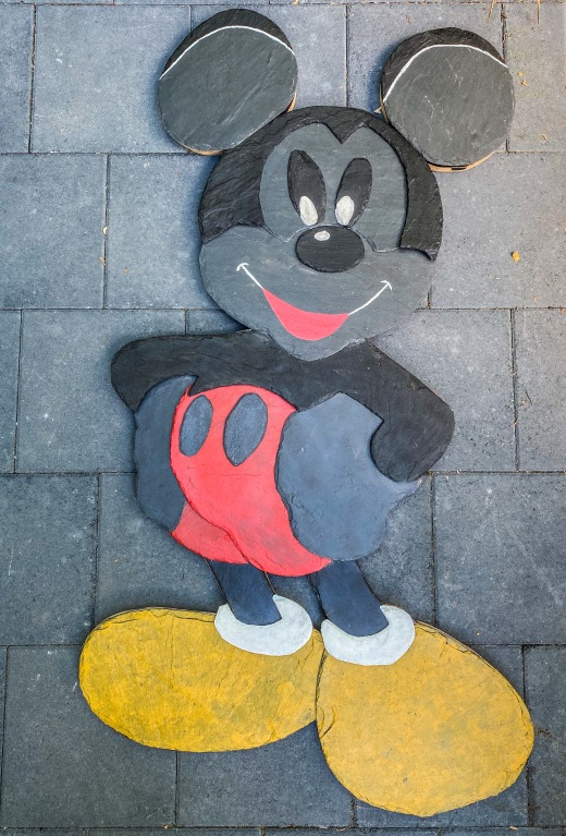 Mike Schawohl Mickey Mouse